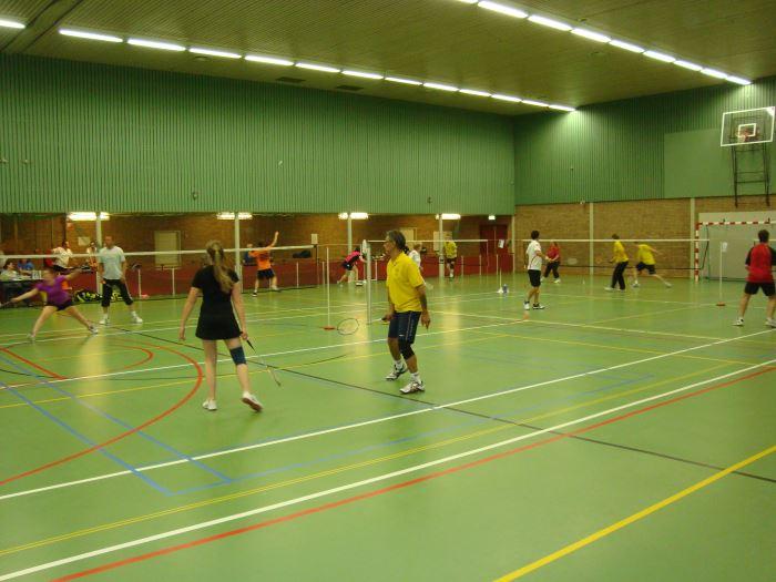 Badminton Vereniging Dinteloord organiseert een ... Badminton Toernooi Nl